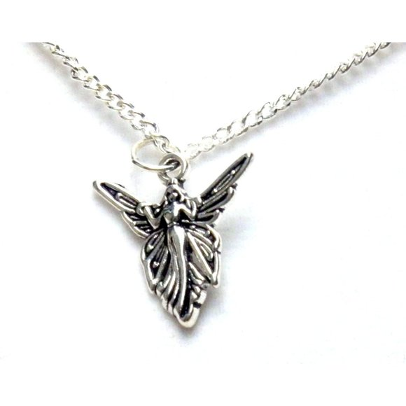 Celtic Mink Jewelry Jewelry - Small fairy queen necklace 1459
